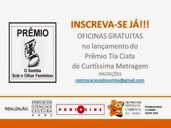 Prêmio TIA CIATA DE CURTÍSSIMA METRAGEM