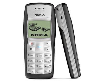 Inilah Ponsel kuat sejuta umat