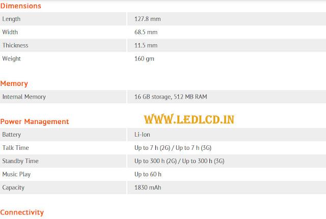 Nokia Lumia 900 Specifications
