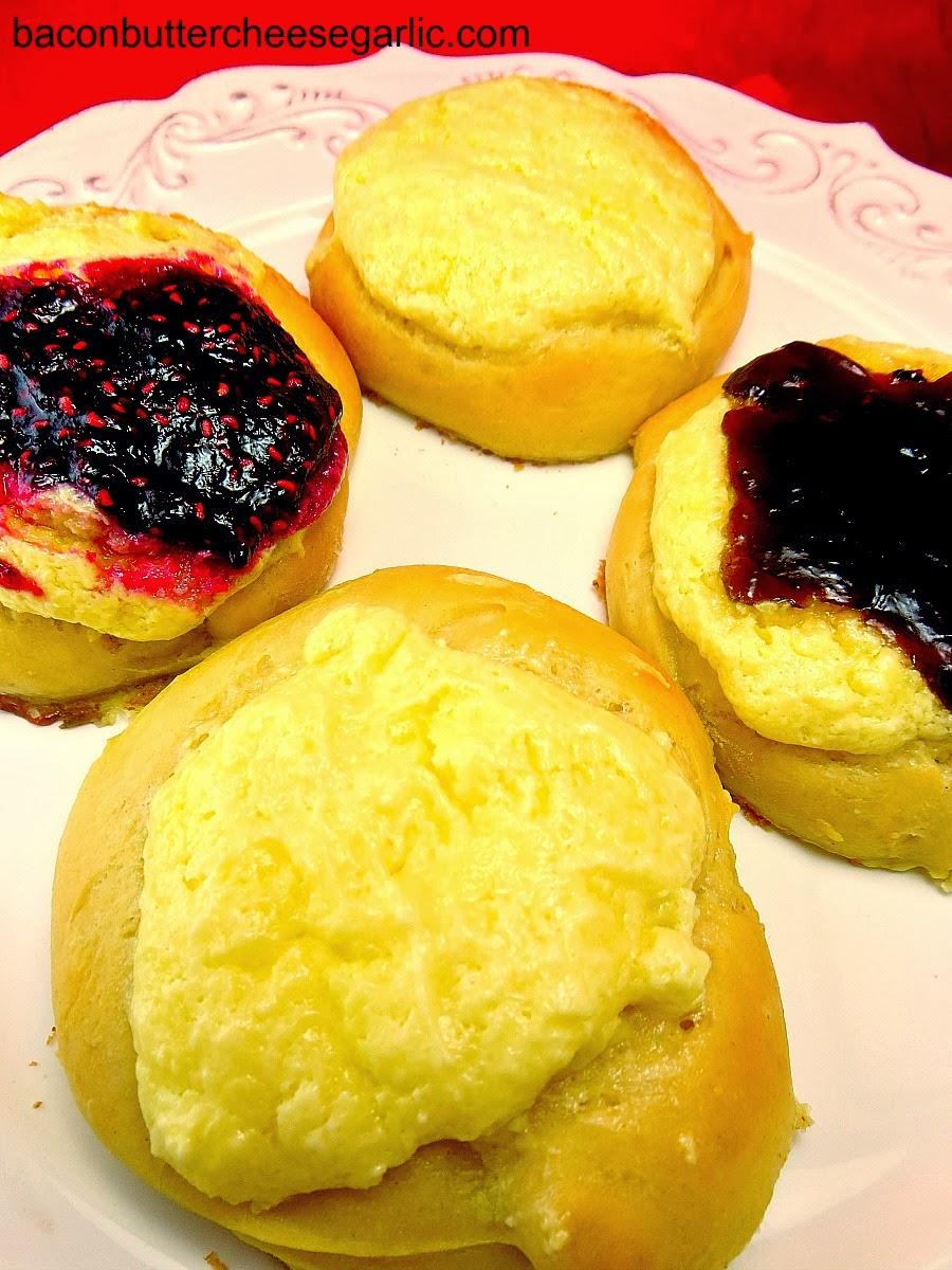 Jam & Cream Cheese Kolaches