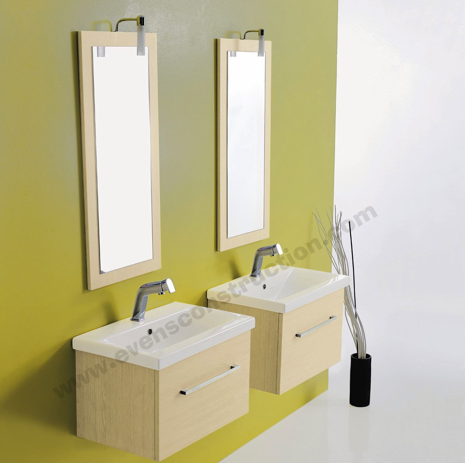 Wall Mounted Washbasin : Evens Construction Pvt Ltd: Wash Basin : Gallery