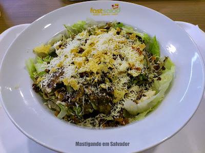 Fast Salad: Salada Nosso Caesar