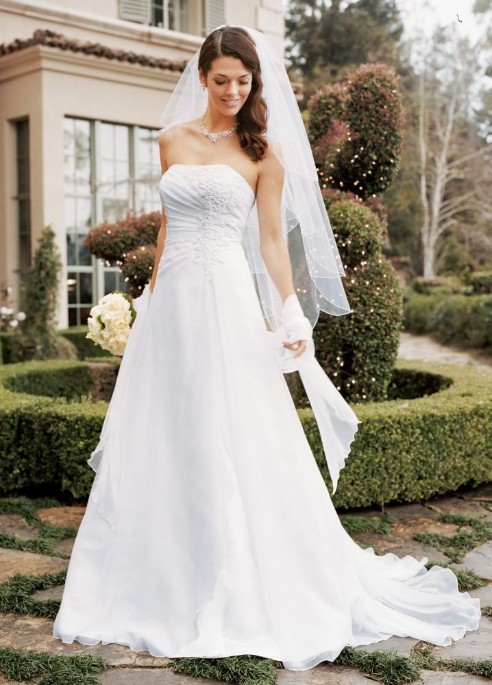 line davids bridal wedding dresses