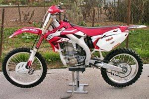 Πωλείται Motocross Honda CRF 450R 07