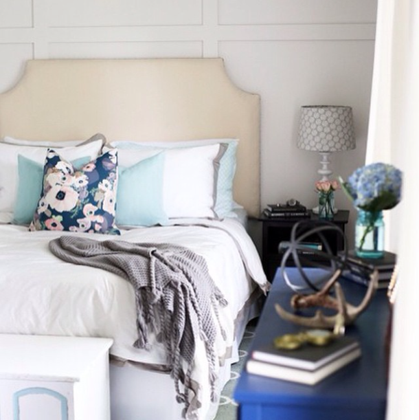 15 Beautifully Decorated Real Life Bedrooms - Just a Girl and Her Blog