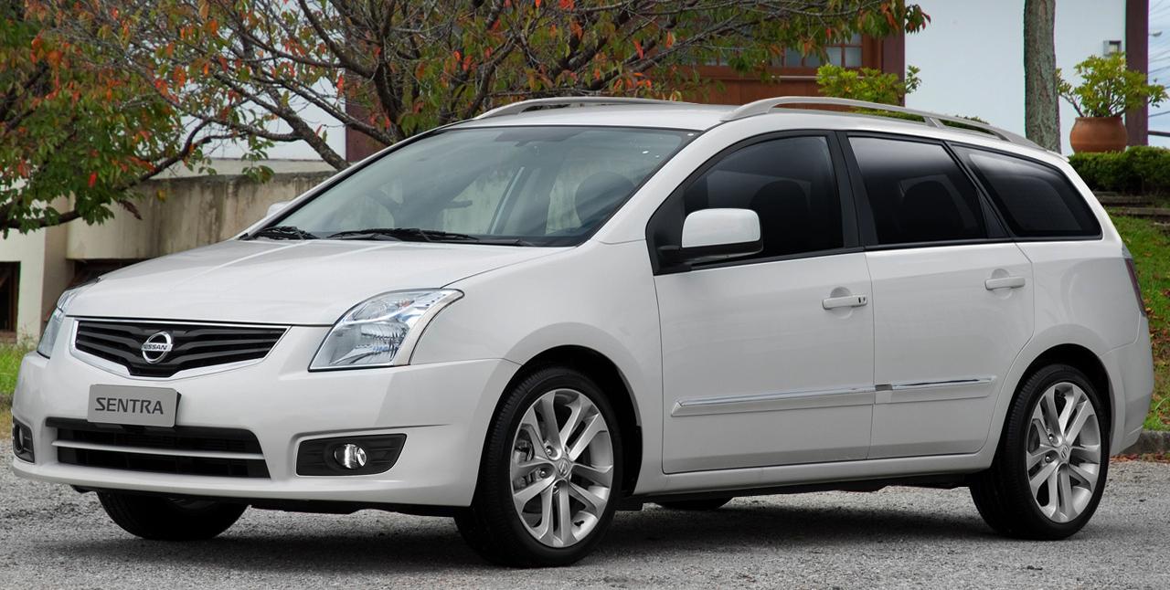 PROJEÇÃO: Nissan Sentra SW   Auto Projeções