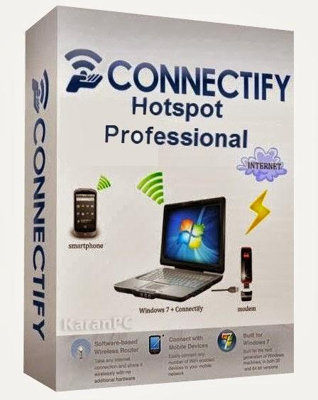 Connectify Hotspot PRO & Dispatch PRO Crack latest