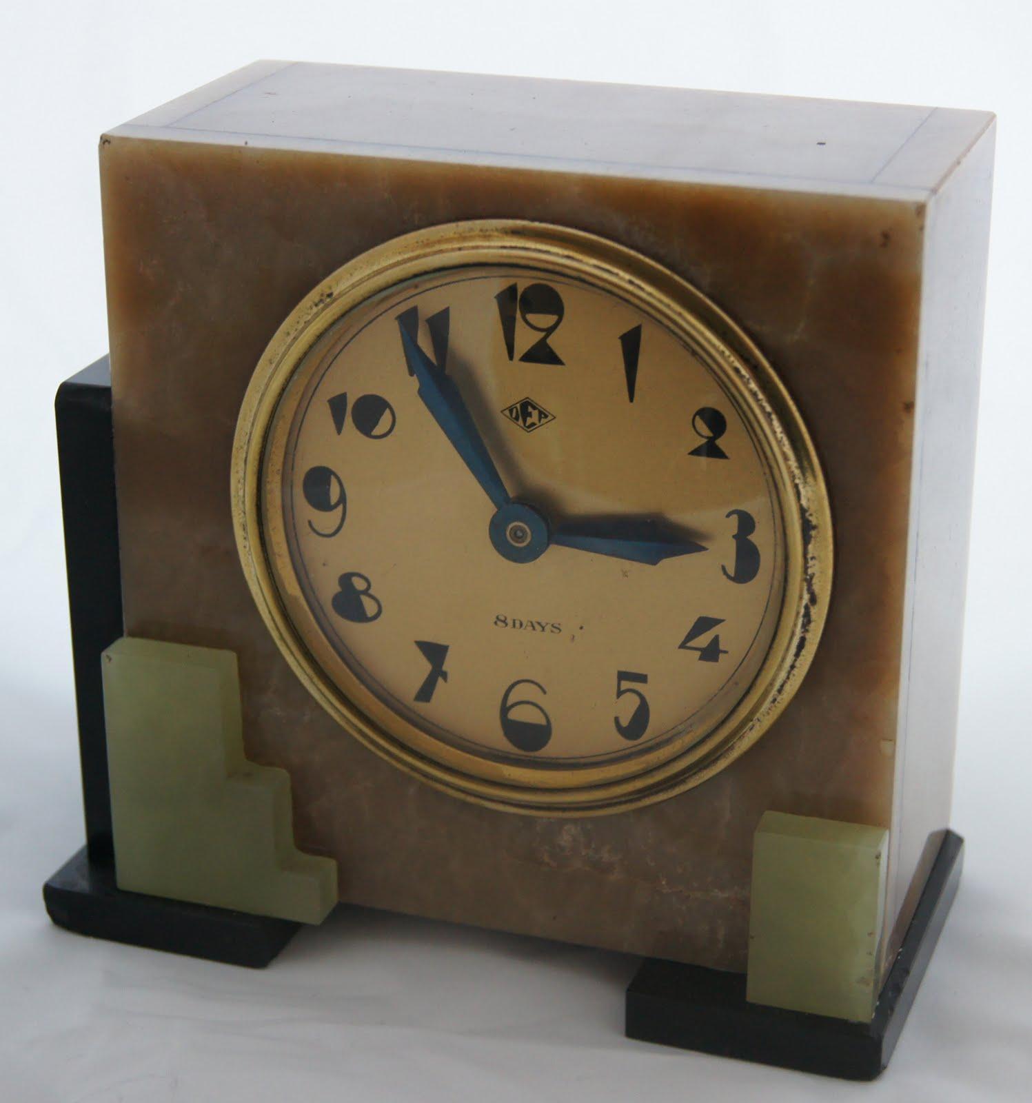 deco clocks february 2011