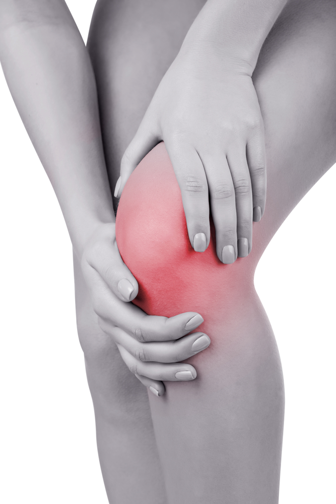 Go the extra mile with woot ow my knees for Exterior knee pain