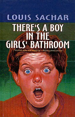 Slis 5420 module 7 there 39 s a boy in the girls 39 bathroom for The boy in the girls bathroom