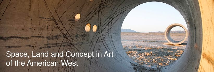 Space, Land and Concept in Art of the American West