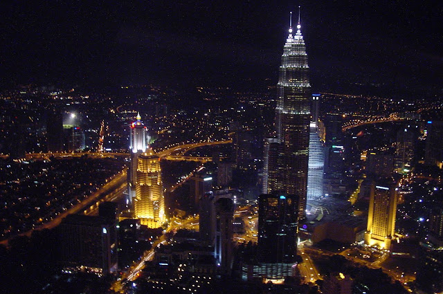 Kuala Lumpur Wallpapers Beautiful Night lights