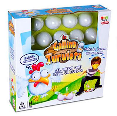 TOYS : JUGUETES - La Gallina Turuleta Juego de mesa 2015 | IMC TOYS 94864 | A partir de 5 años Comprar en Amazo España