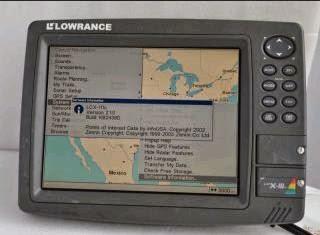 LOWRANCE LCX-111C HD MANUAL