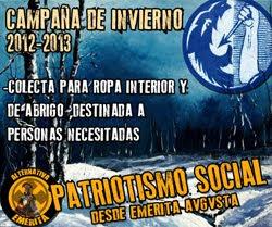 AE CAMPAÑA DE INVIERNO 2012-2013