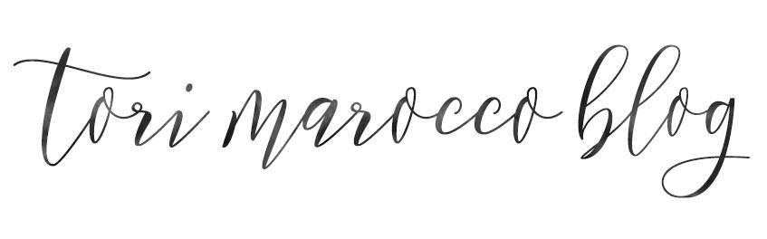 tori marocco blog