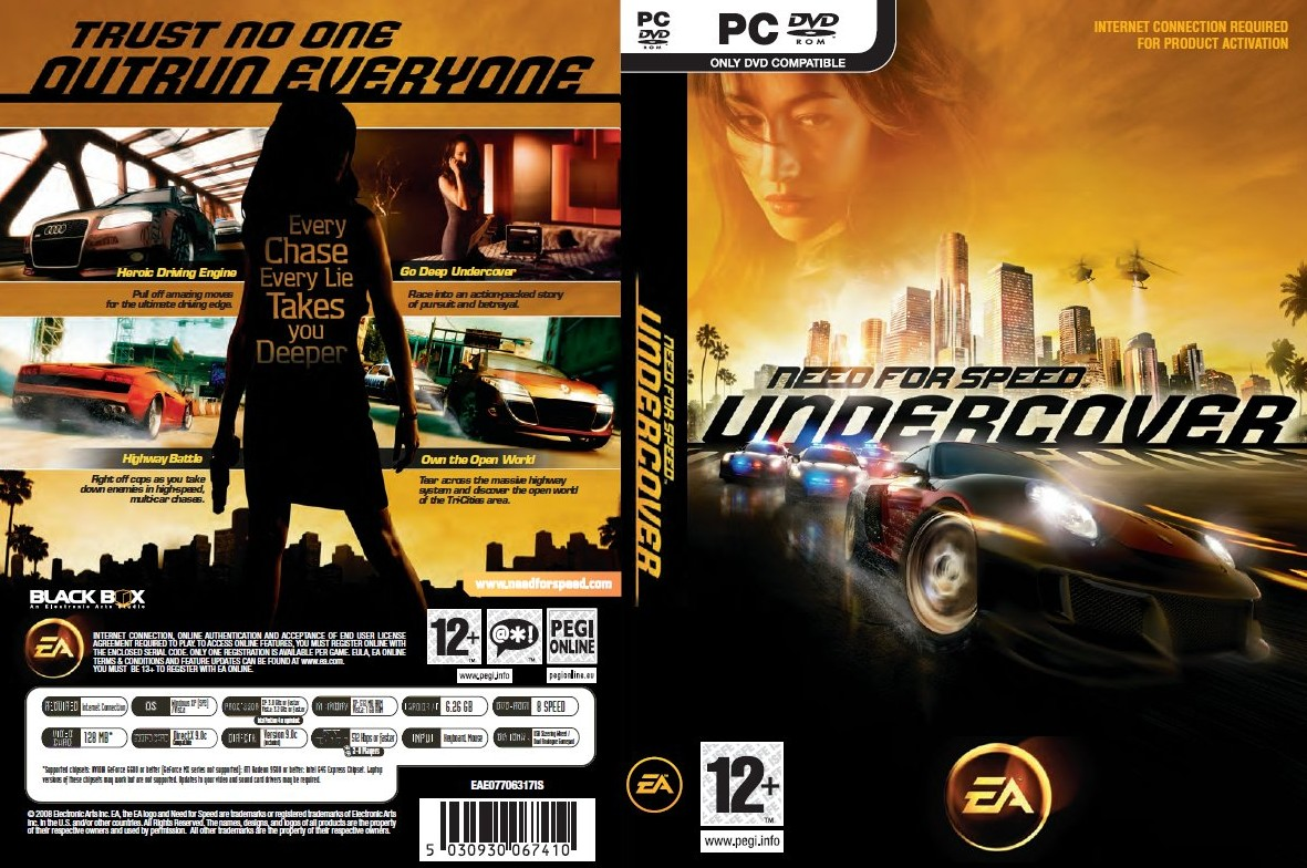 games pc now gpn need for speed undercover bit speed. Black Bedroom Furniture Sets. Home Design Ideas