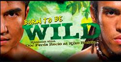 Born to be Wild is a travel and wildlife show of GMA Network aired every Thursday nights and hosted by Kiko Rustia and Ferdz Recio. PART 1 PART 2