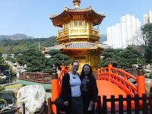Hong Kong Mission Companions        Kowloon - Sister Woo