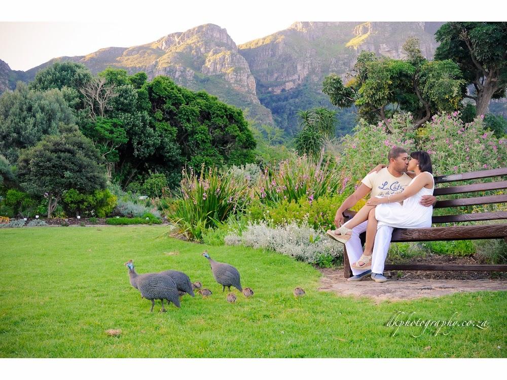 DK Photography Slideshow-09 Rochelle & Enrico's Engagement Shoot in Kirstenbosch Botanical Garden & Llandudno Beach  Cape Town Wedding photographer