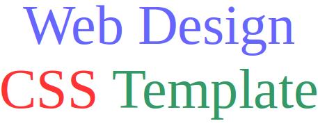 Cara Membuat Website Dengan Template CSS