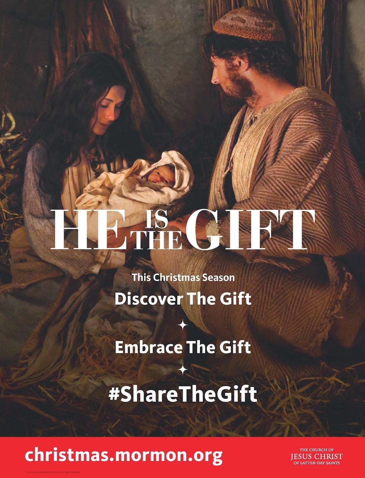 #ShareTheGift
