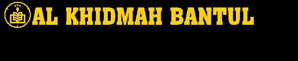 AL KHIDMAH BANTUL