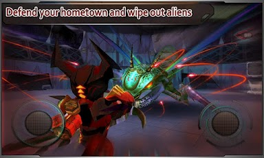 Star Warfare:Alien Invasion Armv6 APK Data Files
