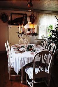 I Matsalen vid jul