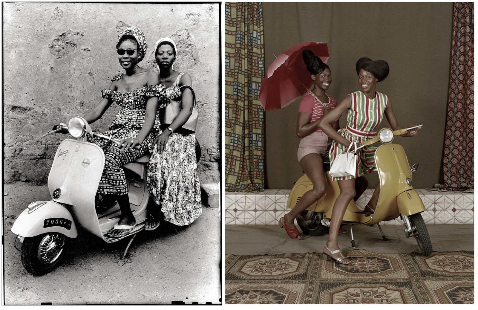 L'eco della fotografia africana