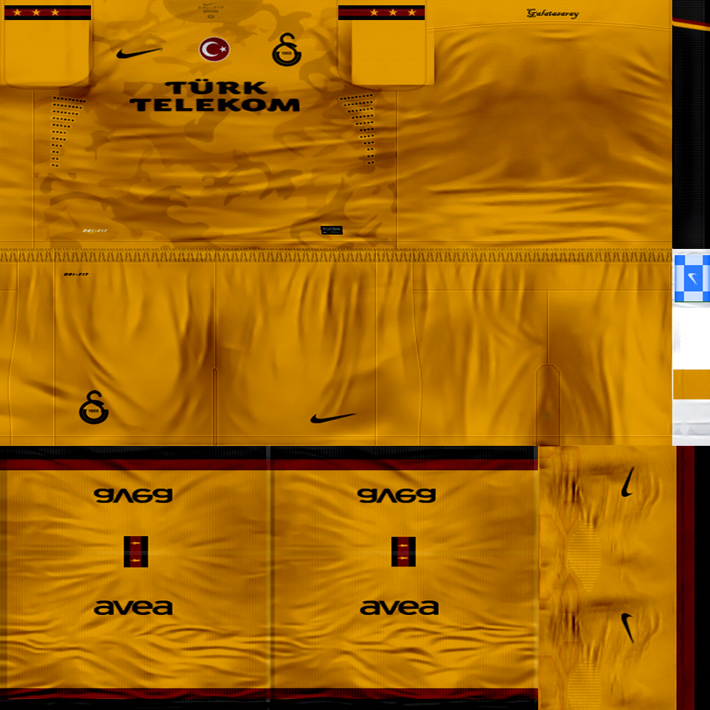 512x512 galatasaray home kit pictures free download - Galatasaray 2015 16 Europe Kits Pes 6