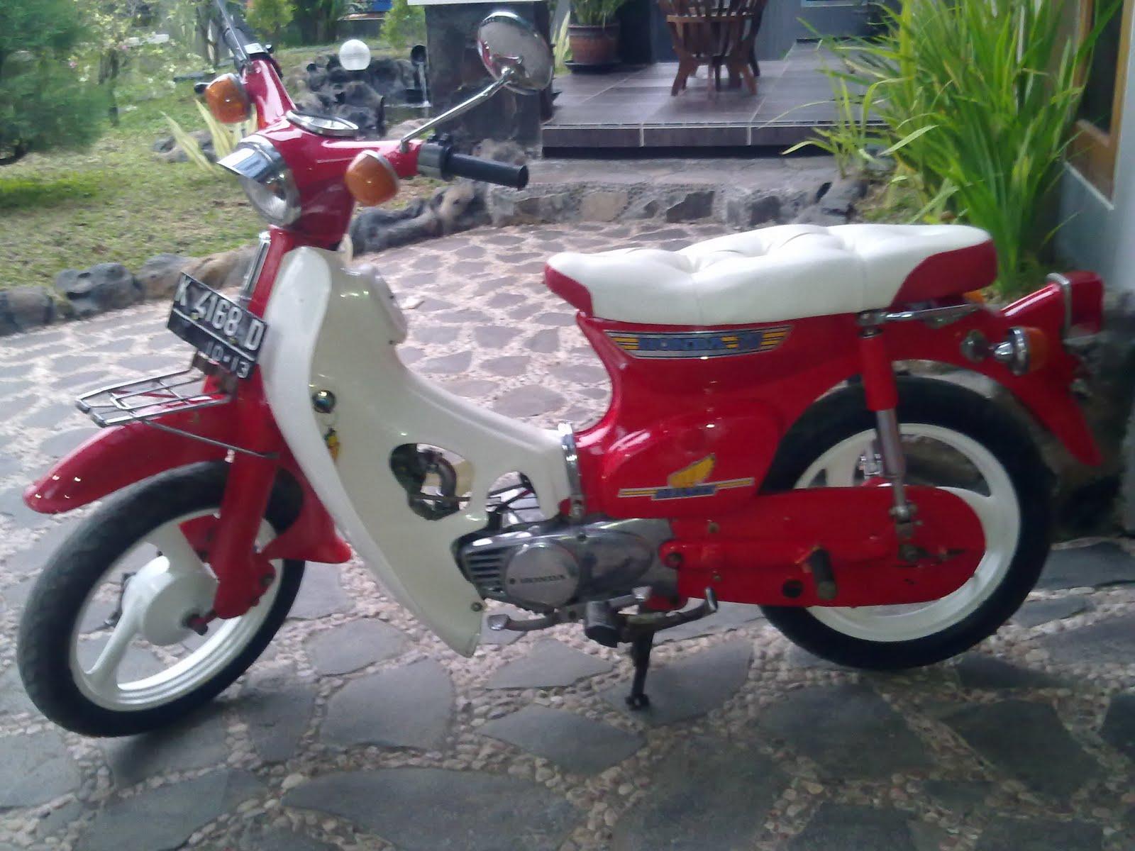 ... Honda C70   Foto foto Asik Terbaru OneSoft   Koleksi Foto-foto Asik