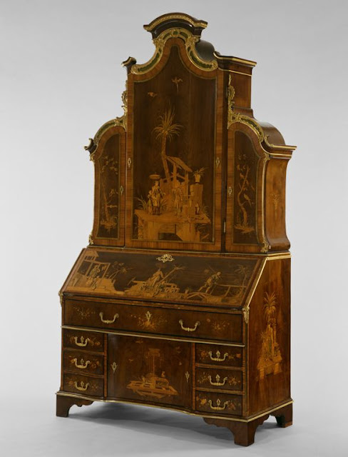 David Roentgen, Secretary Desk, c. 1775