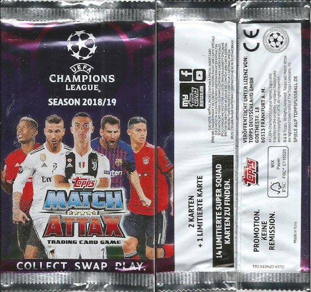 Match Attax Champions League 2017//18 complet 18 carte team set Besiktas