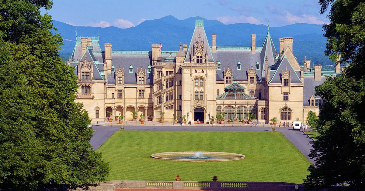 Asheville nc mountains vacation guide biltmore estate for Biltmore cabins asheville nc