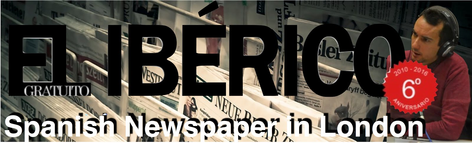 El Ibérico / Spanish Newspaper in London