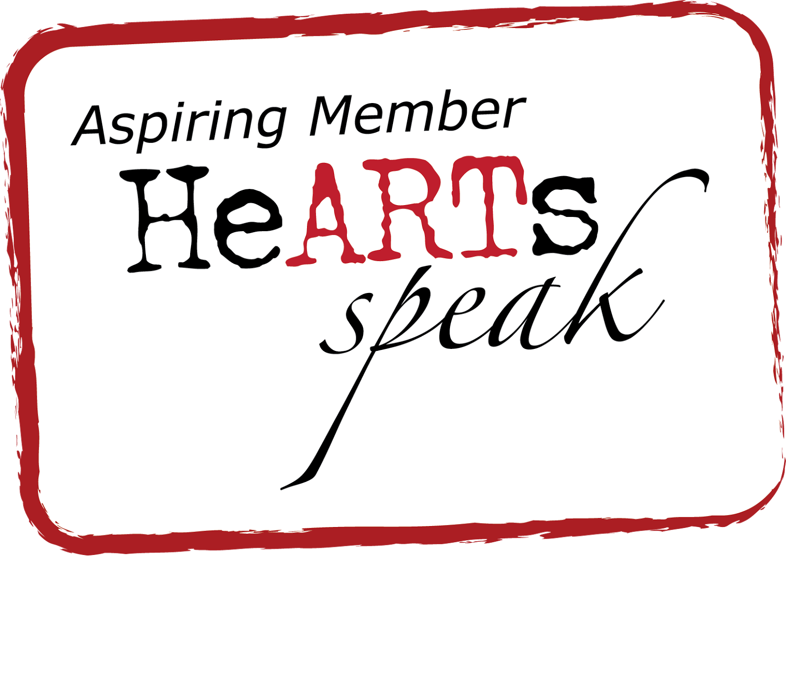 Aspiring Member, HeARTs Speak