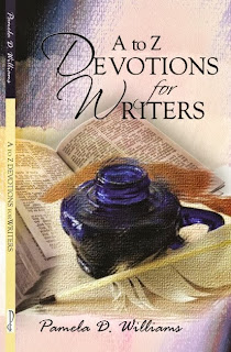 Have you read A to Z Devotions for Writers?