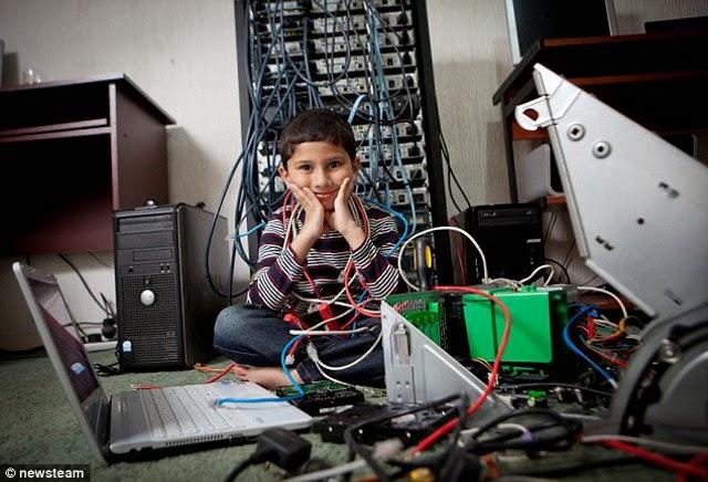 Ayan Qureshi Anak SD Ahlinya Microsoft 6