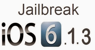 iphone 3gs 6.1.3 jailbreak untethered unlock
