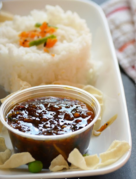 Puli Inji Recipe / Tangy Ginger Sauce
