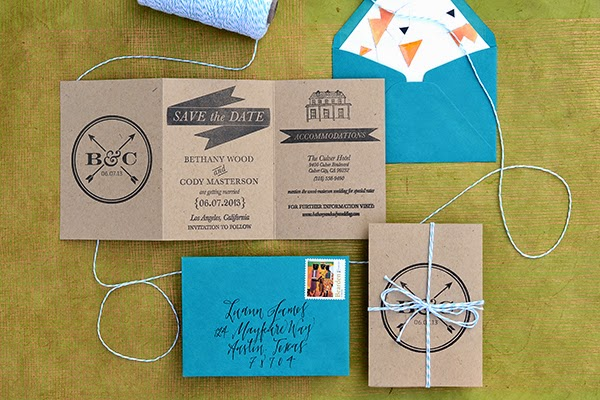 http://ohsobeautifulpaper.com/2013/07/diy-tutorial-modern-banner-tri-fold-save-the-date/