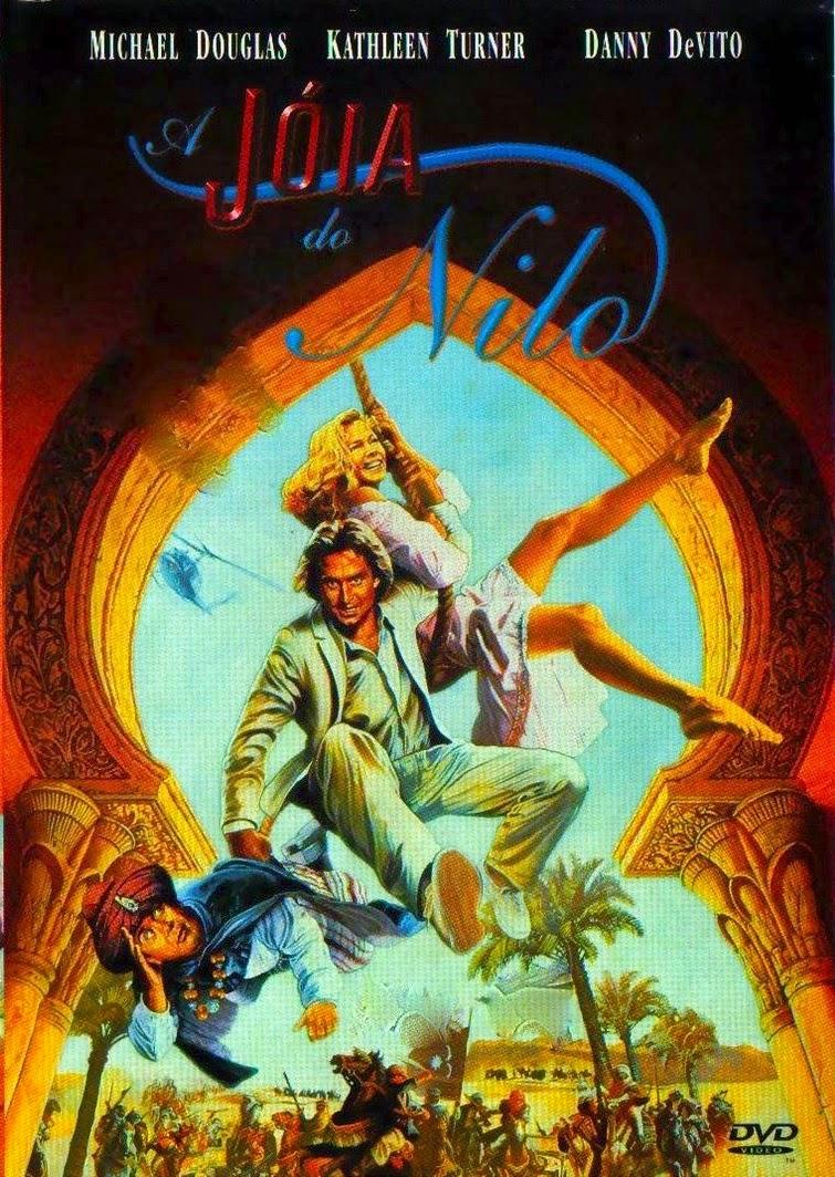 A Jóia do Nilo – Dublado (1985)