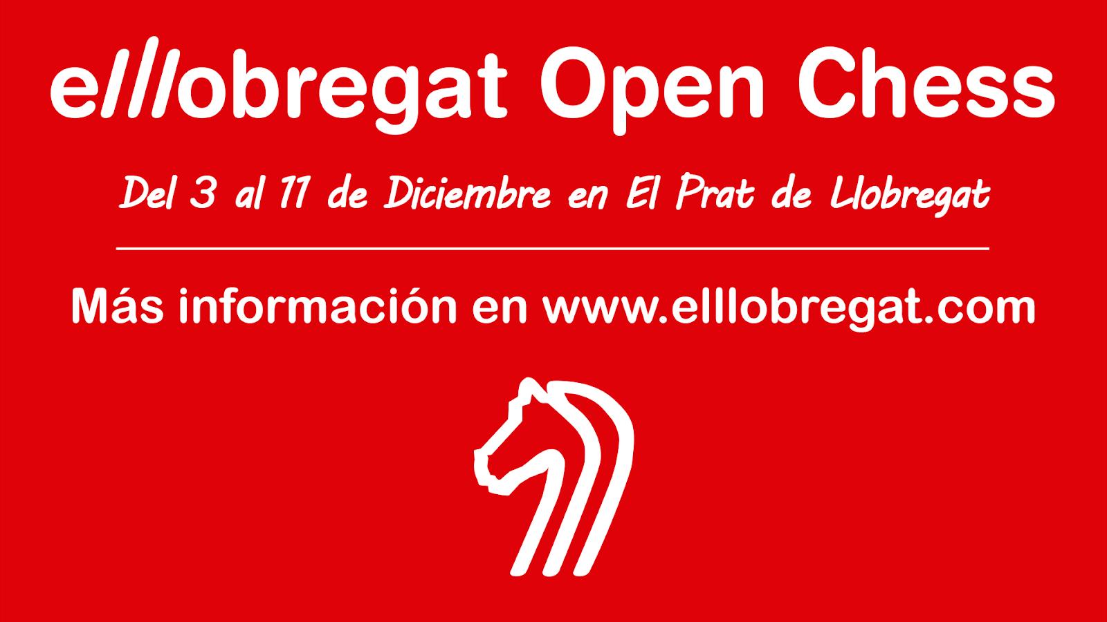 Llobregat Open Chess