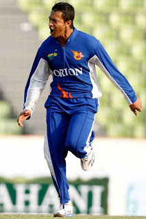 The NO 1 all rounder Shakib Al Hasan