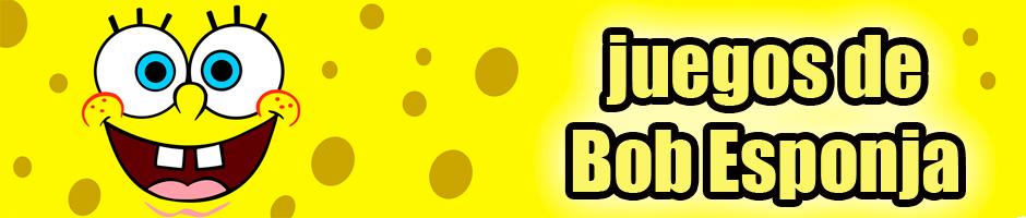 juegos de Bob Esponja