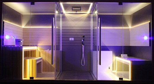lighting for home spa