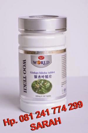 WOO TEKH - Ginkgo Biloba Tablets