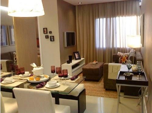 Decorar Sala Con Tv ~  decorar una sala de estar pequeña  CasayDeco  Ideas para decorar tu