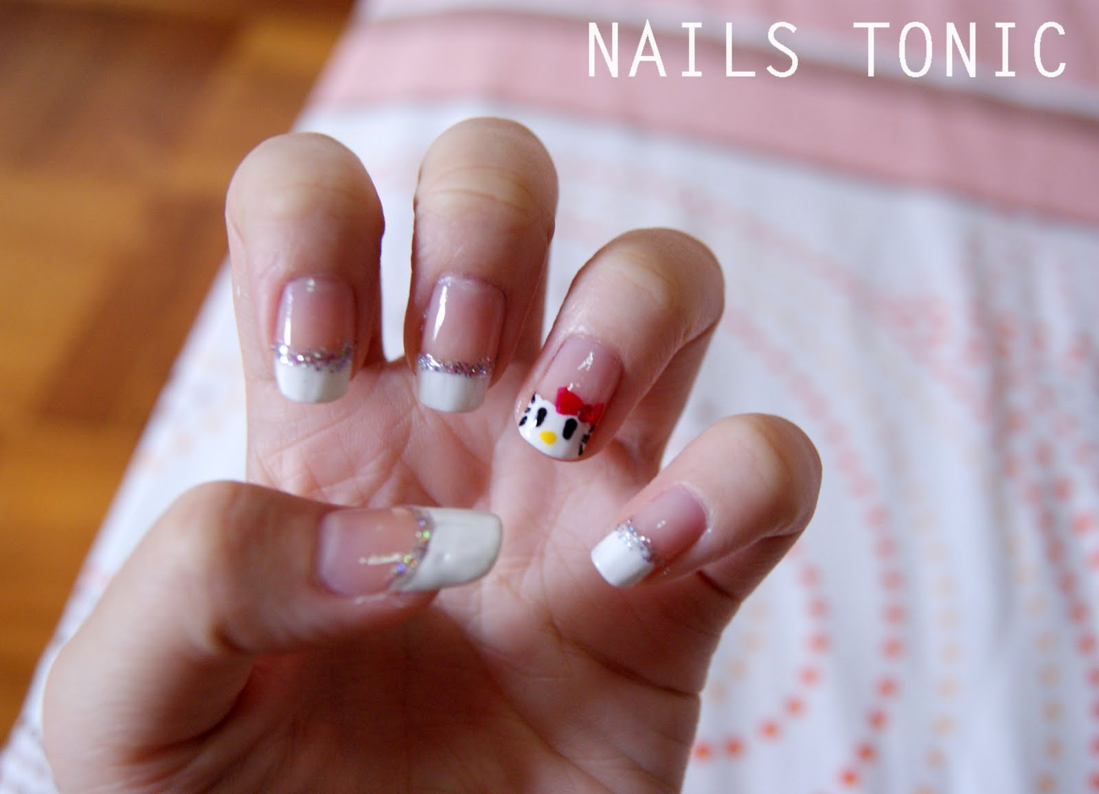 Cute Panda Nail Designs Tutorial Anna Charlotta